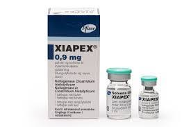 Xiapex® Collagenasi di Clostridium Histolyticum